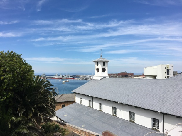 Naval Dockyard at Simon's Town