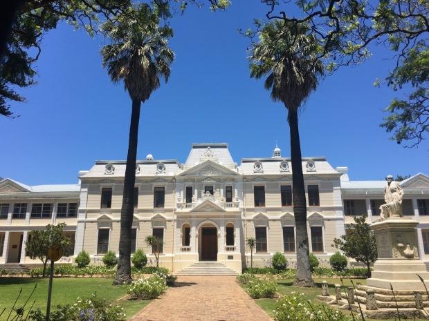 The Faculty of Theology, Stellenbosch University